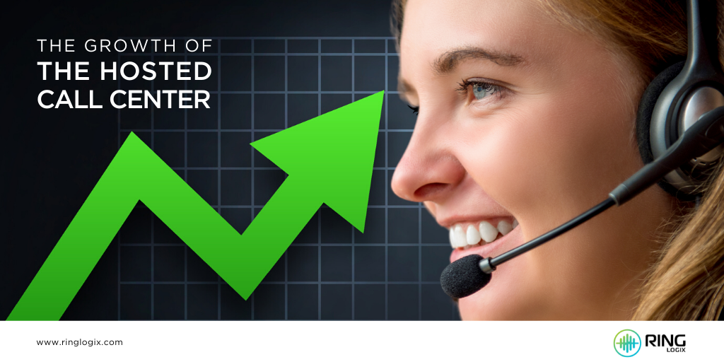 The growth of the hosted call center